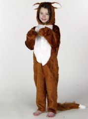 Fox Fancy Dress Costume
